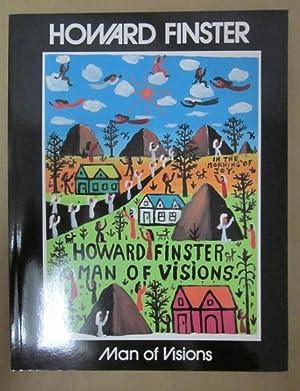 Howard Finster: Man of Visions: Finster, Howard (text/ills.),
