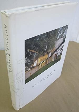 Antoine Predock: Houses [Signed & Inscribed]