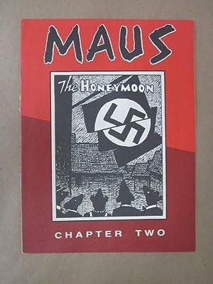 Maus, Chapter Two: The Honeymoon: Spiegelman, Art