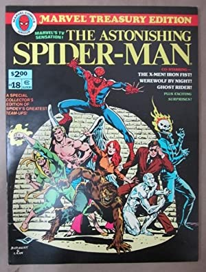 The Astonishing Spider-Man, Volume I, Number 18: Conway, Gerry et