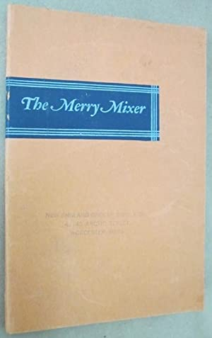 The Merry Mixer or, Cocktails and Their: Guyer, William (ed.);