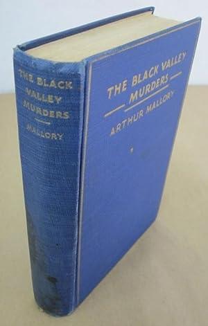 The Black Valley Murders: Mallory, Arthur