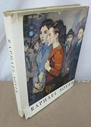 Raphael Soyer: Paintings and Drawings [Inscribed]: Gutman, Walter K.;