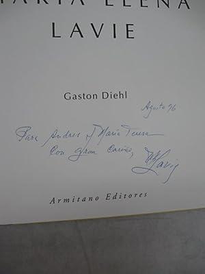 Maria Elena Lavie: Diehl, Gaston