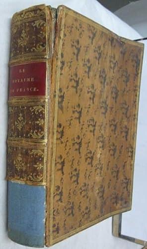 Le Royaume de France, et les etats de Lorraine dispose's en forme de dictionnaire: Doisy, M.