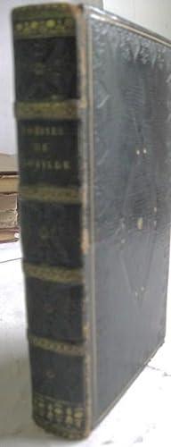 Poesies de Marguerite-Eleonore Clotilde de Vallon-Chalys.