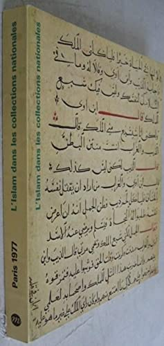 L'Islam dans les collections nationales: Roux, Jean-Paul (curator)