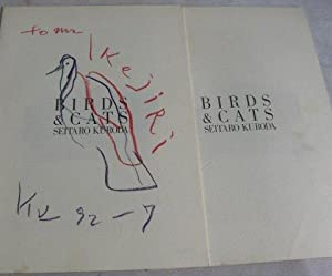 Birds & Cats (2 copies, 1 Signed!)