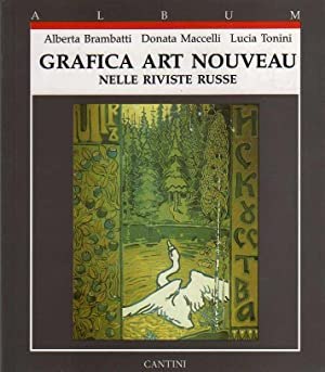 GRAFICA ART NOUVEAU NELLE RIVISTE RUSSE: ALBERTA BRAMBATTI- DONATA