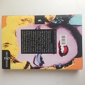 POPISM (THE WARHOL SIXTIES) DIARIOS 1960-69: Andy Warhol &