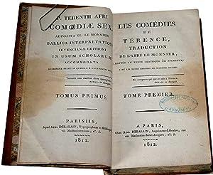 Les comédies de Térence, traduction de l'abbé le Monnier, adapté ...