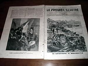 """Le Progrès illustré"""", supplément littéraire N° 28 du 28 juin ..."""