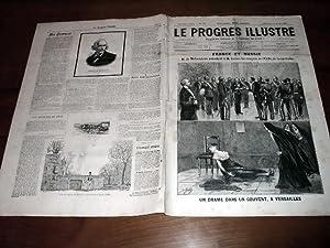 """Le Progrès illustré"""", supplément littéraire N° 16 du 5 avril ..."""