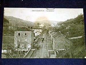 PONTTRABOUZEVue Générale: Carte Postale