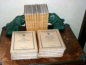 CAHIERS D'OCCIDENT (Les) Complet en 20 volumes Première et deuxième série...