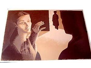 Lithographies originale en couleurs sur Vélin d'Arches signée au crayon: ...