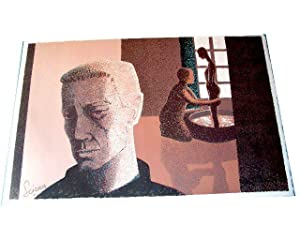 Lithographies originale en couleurs sur Vélin d'Arches signée au crayon SCIORA -...