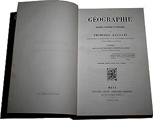 Géographie physique, historique et militaire. 5 ème édition.: LAVALLEE