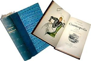 Cosmopolis. Roman illustré d'aquarelles par Duez, Jeanniot et Myrbach.: BOURGET (Paul) ...