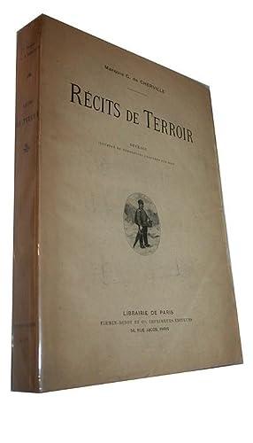 Récits de Terroir.: CHERVILLE (Marquis