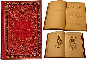 L' Oeuvre célèbre de Gavarni.: GAVARNI (Sulpice Guillaume Chevalier (dit Paul) (...