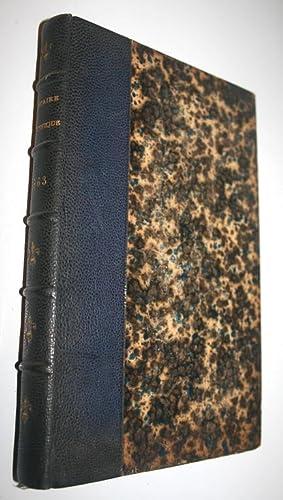 Annuaire scientifique. Deuxième année. 1863.: DEHERAIN