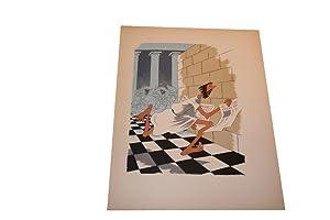 12 contes traduits de l'anglais par Gabriel de Lautrec. Illustrations: TWAIN (Mark).