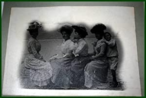 Photographie XIX ème ou début XX ème Anonyme , tirage sur papier de: ...