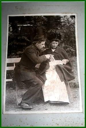 Photographie XIX ème ou début XX ème Anonyme , tirage sur papier de l'&...