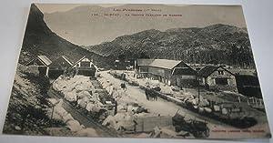 St - BEAT. - La grande Carrière de Marbre.: Carte Postale Ancienne - 31 - HAUTE GARONNE