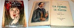 La femme et le pantin. N°1 de la collection Flamma Tenax.: LOUYS (Pierre) (1870-1925). [ ...