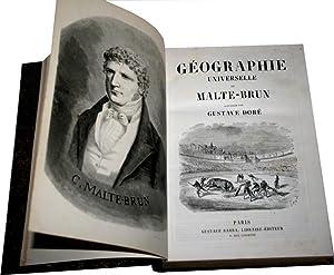 Géographie universelle de Malte-Brun, illustrée par Gustave Doré.: MALTE-BRUN ...