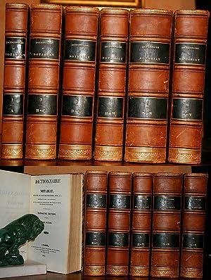 DICTIONNAIRE DU NOTARIAT précédé d'un recueil des édits, lois etc ...