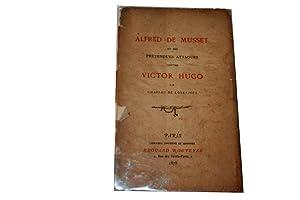 Alfred de Musset et ses prétendues attaques contre Victor Hugo.: HUGO (Victor) & LOVENJOUL (...