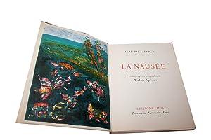 Oeuvre romanesque (établie sous la direction de Noel Schumann).La: SARTRE (JeanPaul).