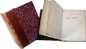 Le clou d'orLa pendule. Avec une préface de Jules Troubat.: SAINTEBEUVE.