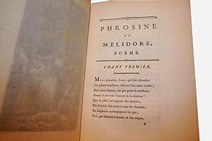 Phrosine et Mélidore.: BERNARD Pierre