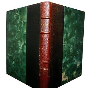 CONTESIllustrations de H. Deluermoz. Traduction de L. Fabulet, R.: KIPLING (Rudyard).
