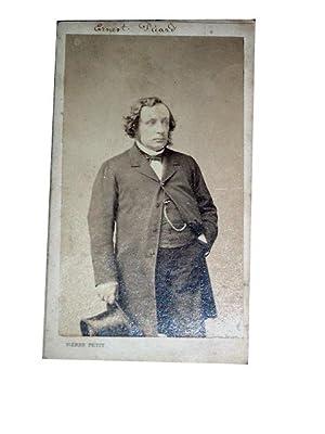Photographie XIX ème format carte de visite (CDV), représentant Ernest PICARD n&...