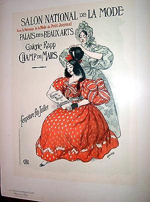 Maitres de l'Affiche Salon National de La: ROEDEL (18591900).