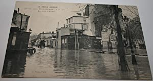 145-PARIS INONDE. (Janvier 1910 - Crue maximum: Carte Postale Ancienne