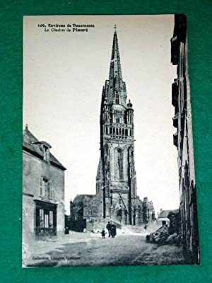 106Environs de DOUARNENEZLe Clocher de Ploaré.: Carte Postale
