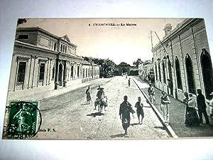 1CHERCHELL. La Mairie.: Carte Postale