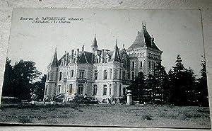 16Environs de BarbezieuxLe Château du Chatelard, à PASSIRAC: Carte Postale