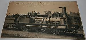 10VERSAILLESEcole de chemin de fer. 5è Régiment de Génie. La: Carte Postale