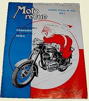 Moto Revue N°1218: 25 Décembre 1954. 42e Année. Numéro Spécial de ...