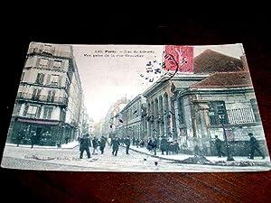 178PARIS. Rue de Citeaux. Vue prise de la rue Crozatier.: Carte Postale