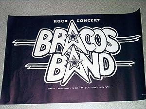 Affiche Rock ConcertBRACOS BAND.: ROCK BRACOS BAND