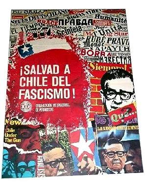 Affiche en couleurs - i SALVAD A CHILE DEL FASCIMO! - OIP (Organizacion Internacional del ...