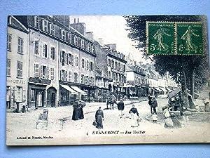 HENNEBONTRue Trottier.: Carte Postale